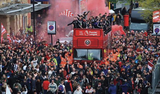 Sheffield: plongée dans ce berceau du foot qui abrite à nouveau un club de Premier League