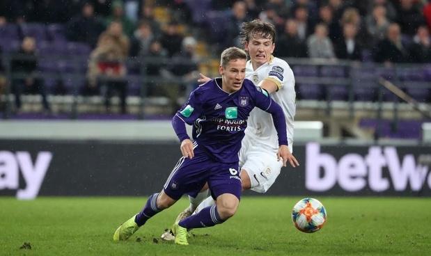 Martinez roept Raman en Verschaeren op voor San Marino en Schotland