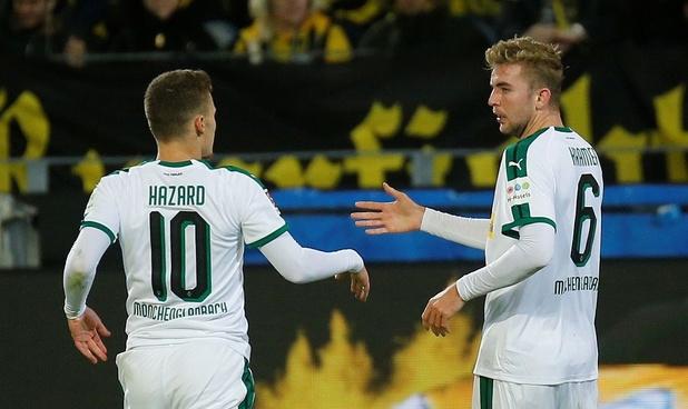 """L'altercation entre Thorgan Hazard et son coach: """"Cela reste entre nous"""""""