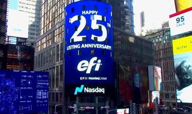 Investeerder haalt EFI voor 1,7 miljard van de beurs