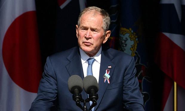 George W. Bush déplore la désunion de l'Amérique 20 ans après le 11-Septembre
