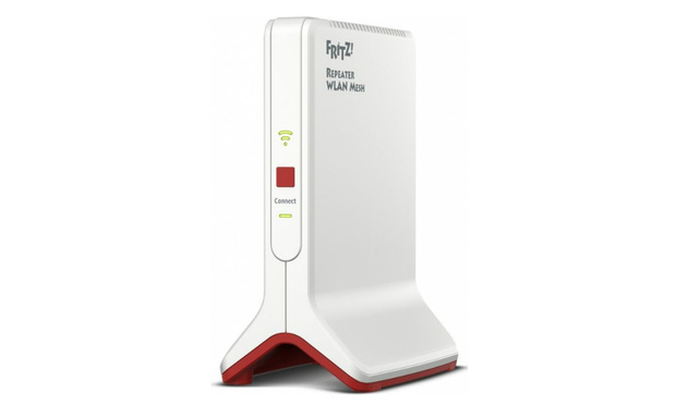 Wifi-repeater heeft extra 5 GHz-band