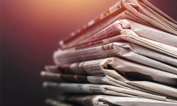 De krantenwereld verandert