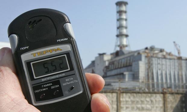 Les feux de forêt se poursuivent près de Tchernobyl