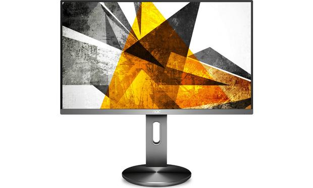 4K-monitor voor professioneel gebruik