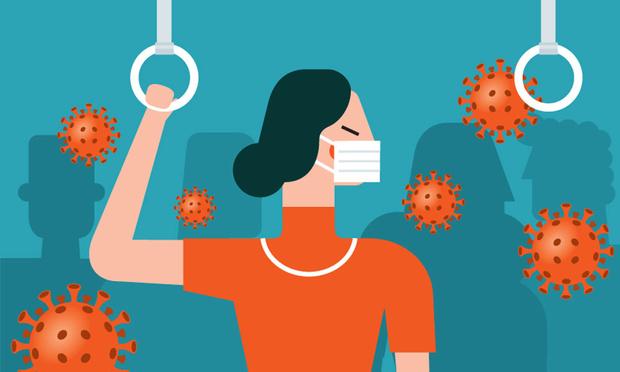 Coronavirus : Voyager en toute sécurité dans les transports en commun