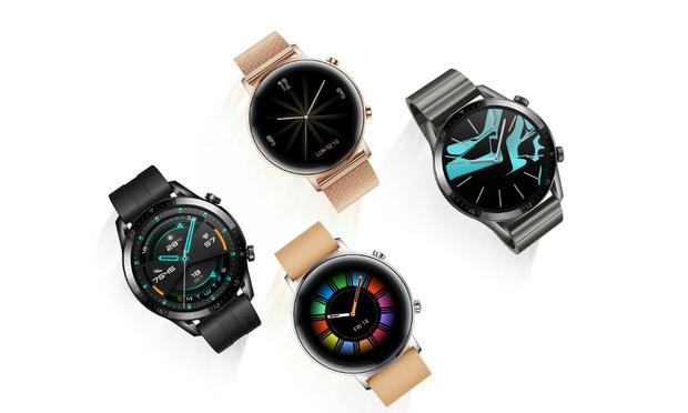 Huawei lanceert nieuwe versie smartwatch