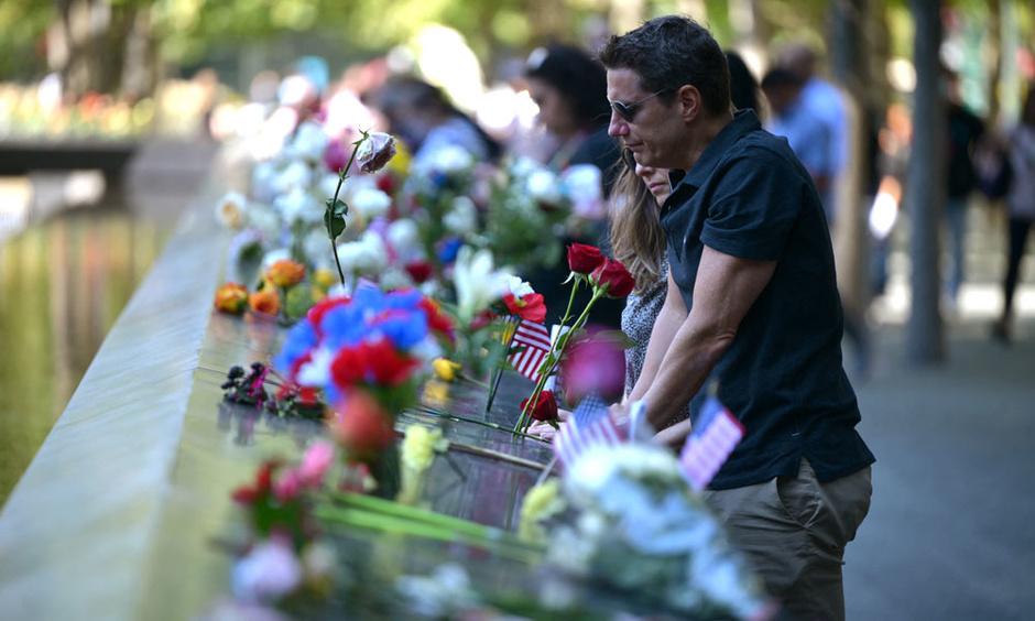Le 11 septembre, 20 ans après: les images fortes des commémorations