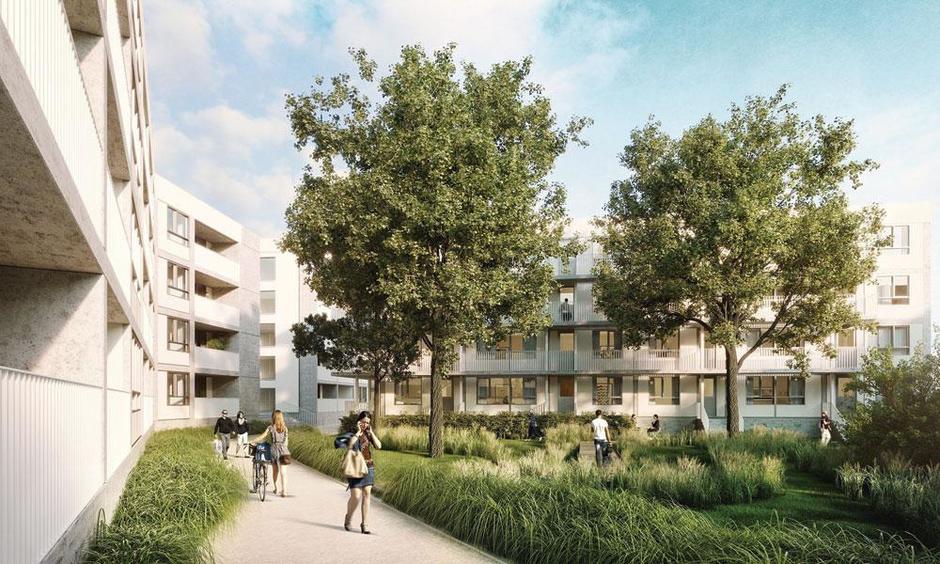 Vlaamse projectontwikkelaars over Brusselse woningmarkt: 'Er wordt grof geld geboden in Brussel'