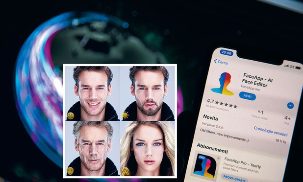 L'appli FaceApp est-elle dangereuse?