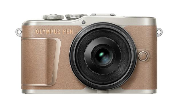 Olympus lanceert nieuwe PEN-systeemcamera
