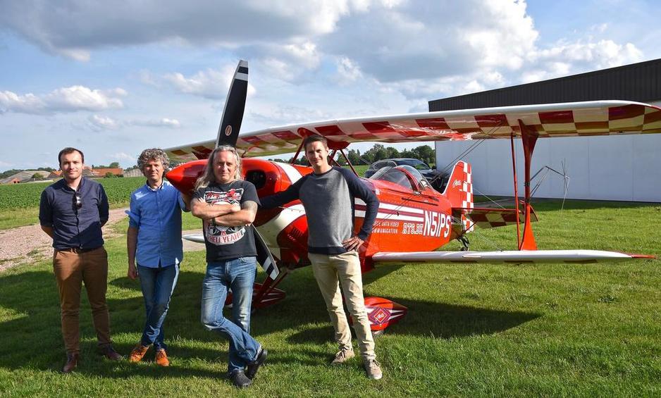 Dit weekend heel wat hoogvliegers op fly-in Moorsele