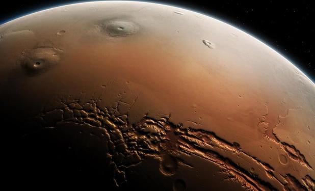NASA biedt grote publiek de kans om hun naam naar Mars te sturen