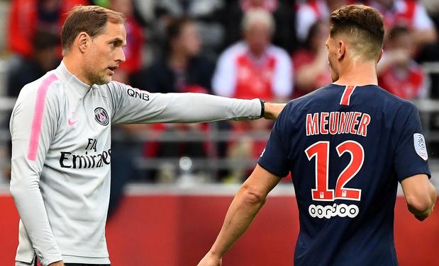 """Thomas Meunier: """"Je veux aller au bout de mon contrat au PSG"""" (vidéo)"""