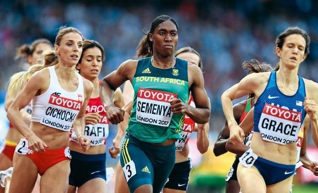 Intersexualité : le sport mondial fait mauvais genre