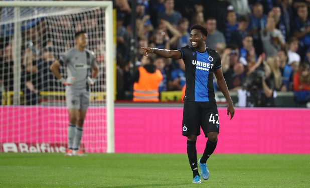 Clement (Club Brugge): 'Heb het gevoel dat er een klik is met Dennis'