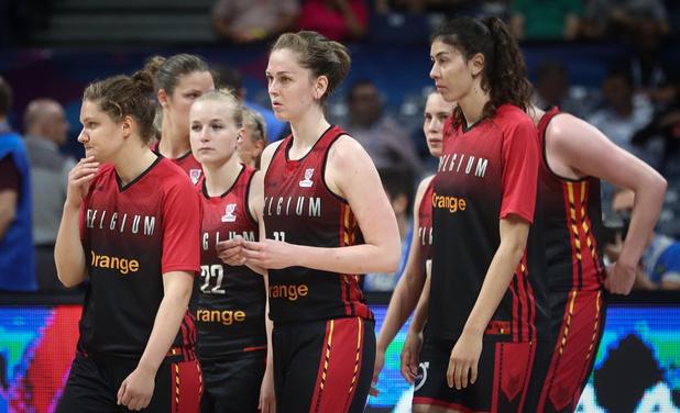 Euro de basket: la Belgique manque d'un souffle une place en demi, battue après prolongation par la France