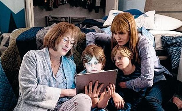 HBO lost nieuwe trailer voor tweede seizoen 'Big Little Lies', mét Meryl Streep