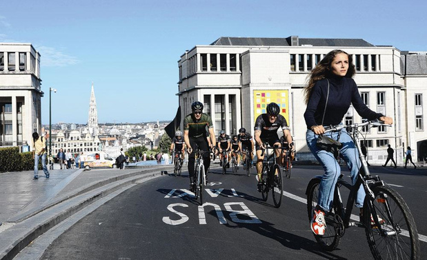 Good Move, le plan de mobilité bruxellois, récompensé par la Commission européenne