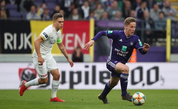 Yari Verschaeren: 'Ik heb nooit echt overwogen om Anderlecht te verlaten'