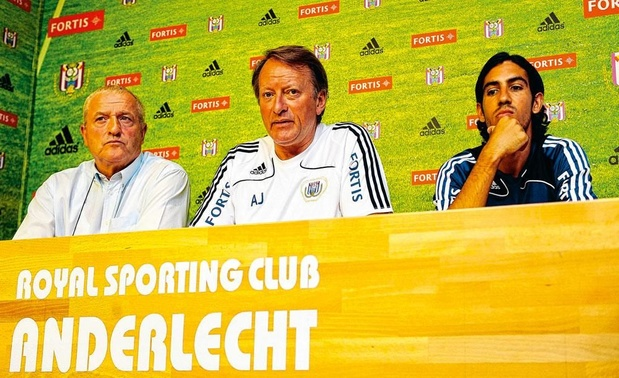 Anderlecht neemt afscheid van twee oudgedienden