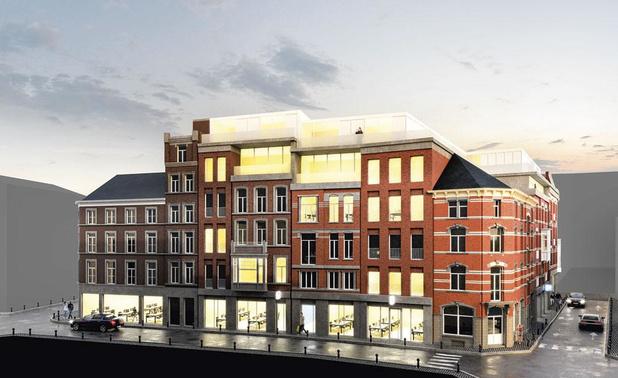 Les nouvelles ambitions immobilières de Noshaq? La réhabilitation de sites industriels liégeois désaffectés