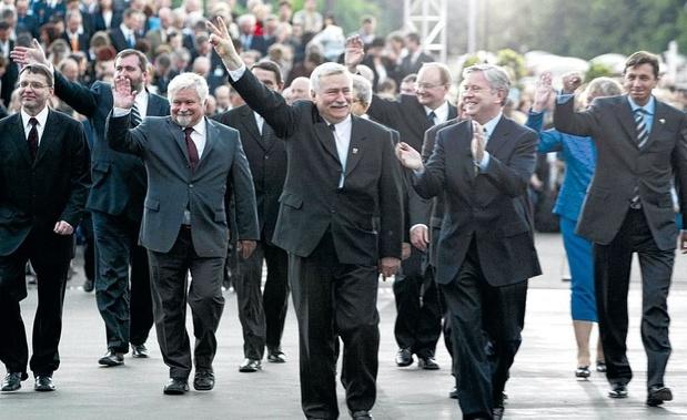 Le 1er mai 2004, le (trop ?) grand élargissement de l'Union européenne