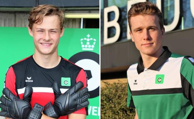 Twee jeugdspelers tekenen semi-profcontract bij Cercle Brugge