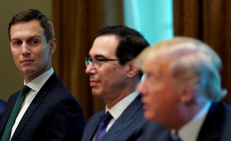 Hoe de coronamaatregelen Donald Trump en Jared Kushner rijker kunnen maken