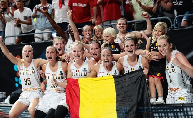 Les Belgian Cats se qualifient pour l'Euro 2021 grâce à la victoire de la Finlande face au Portugal