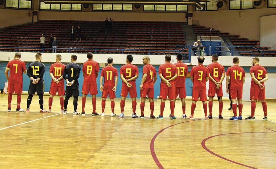 Hoe zou het zijn met... de Rode Duivels Futsal?