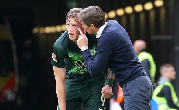 VfL Wolfsburg komt ongeslagen naar Gent