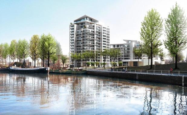 Appartements neufs: les promoteurs placent leurs pions du côté d'Anderlecht, Forest et Molenbeek
