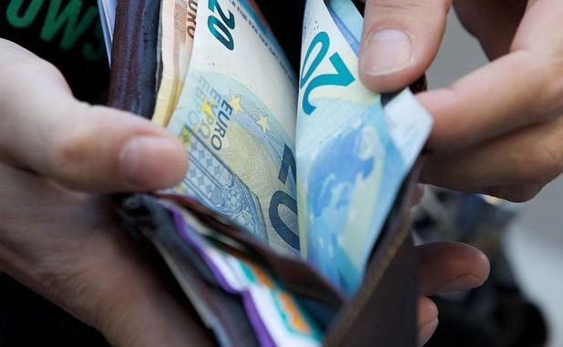 Gemiddeld inkomen in België stijgt boven de 18.000 euro