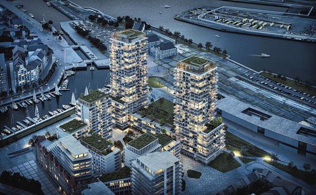 Immobilier à Ostende: nouveaux projets pour un nouveau public