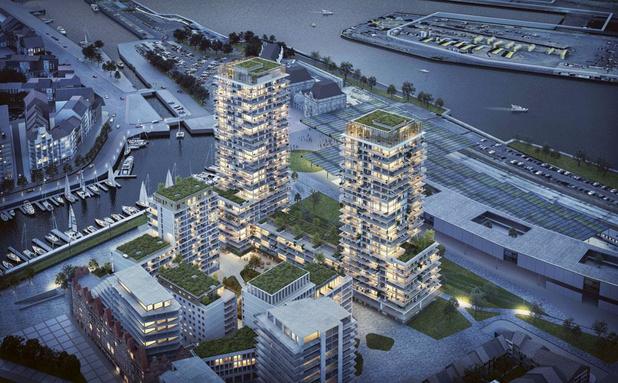 Oostendse vastgoedmarkt draait op hoog toerental