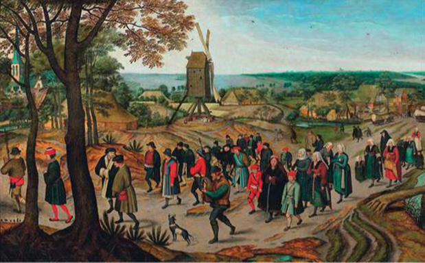 Kijken in de wereld van Bruegel