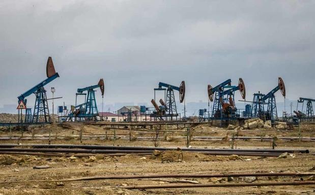 La baisse de la Caspienne menace une plateforme pétrolière géante