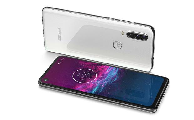 Ultrabrede video's opnemen met Motorola smartphone
