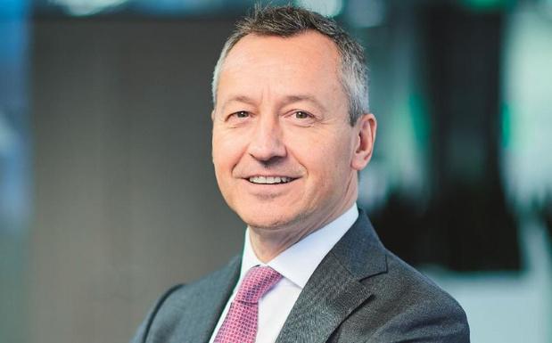 Francis Deprez uit Roeselare nieuwe topman van D'Ieteren