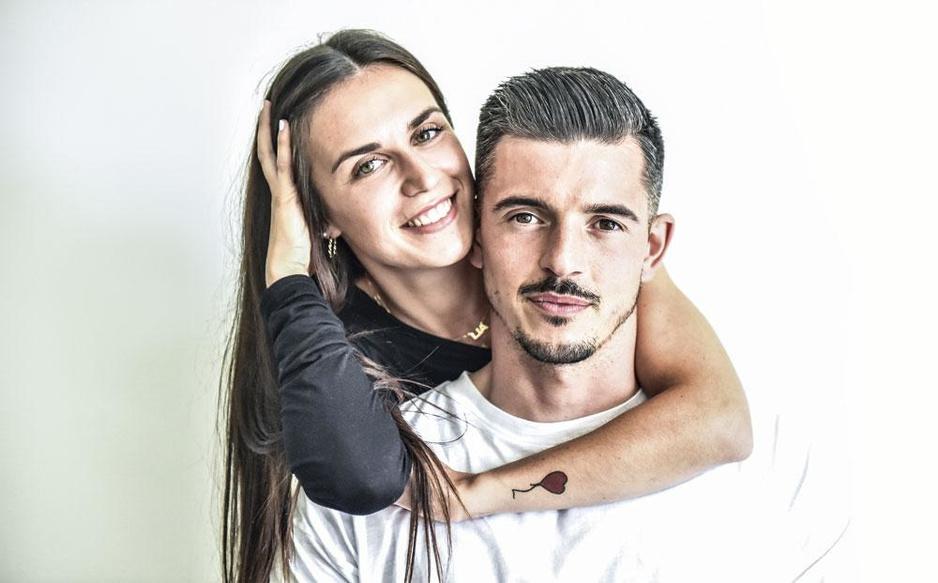Het immense verdriet van KVM-doelman Yannick Thoelen: 'Lia zal altijd mijn kleine oogappel zijn'