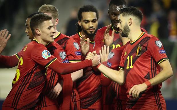 Rode Duivels tijdens Euro 2020 toch niet in Tubeke