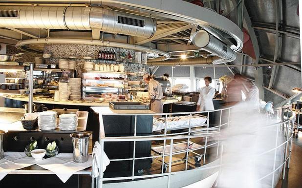 Le restaurant de l'Atomium vendu