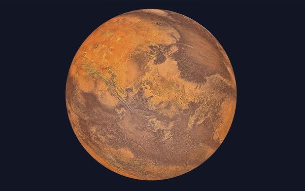 Les derniers secrets de la Lune et de Mars
