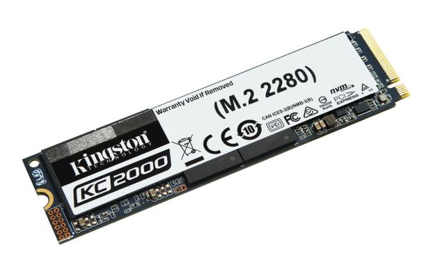 NVMe PCIe SSD voor intensief gebruik