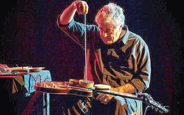 Fred Frith Live at The Stone