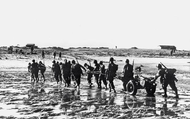 8 novembre 1942 : Quand les Français résistaient aux Alliés