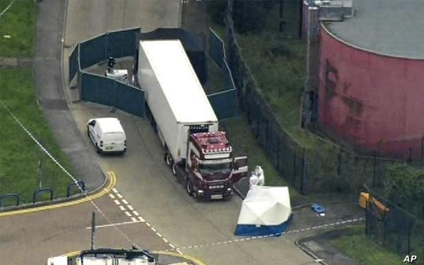 Le procès de l'affaire du camion charnier s'ouvre cette semaine à Londres