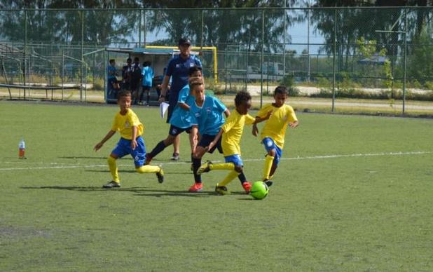 Belg in het buitenland: Steve Herbots (36) leidt een voetbalschool op de Seychellen