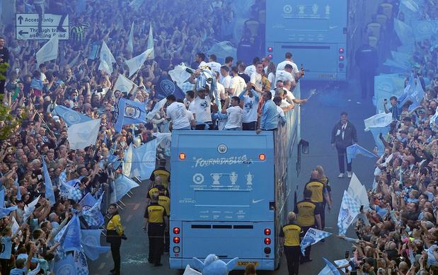 """""""Manchester City devant le TAS pour bloquer la procédure de l'UEFA"""""""